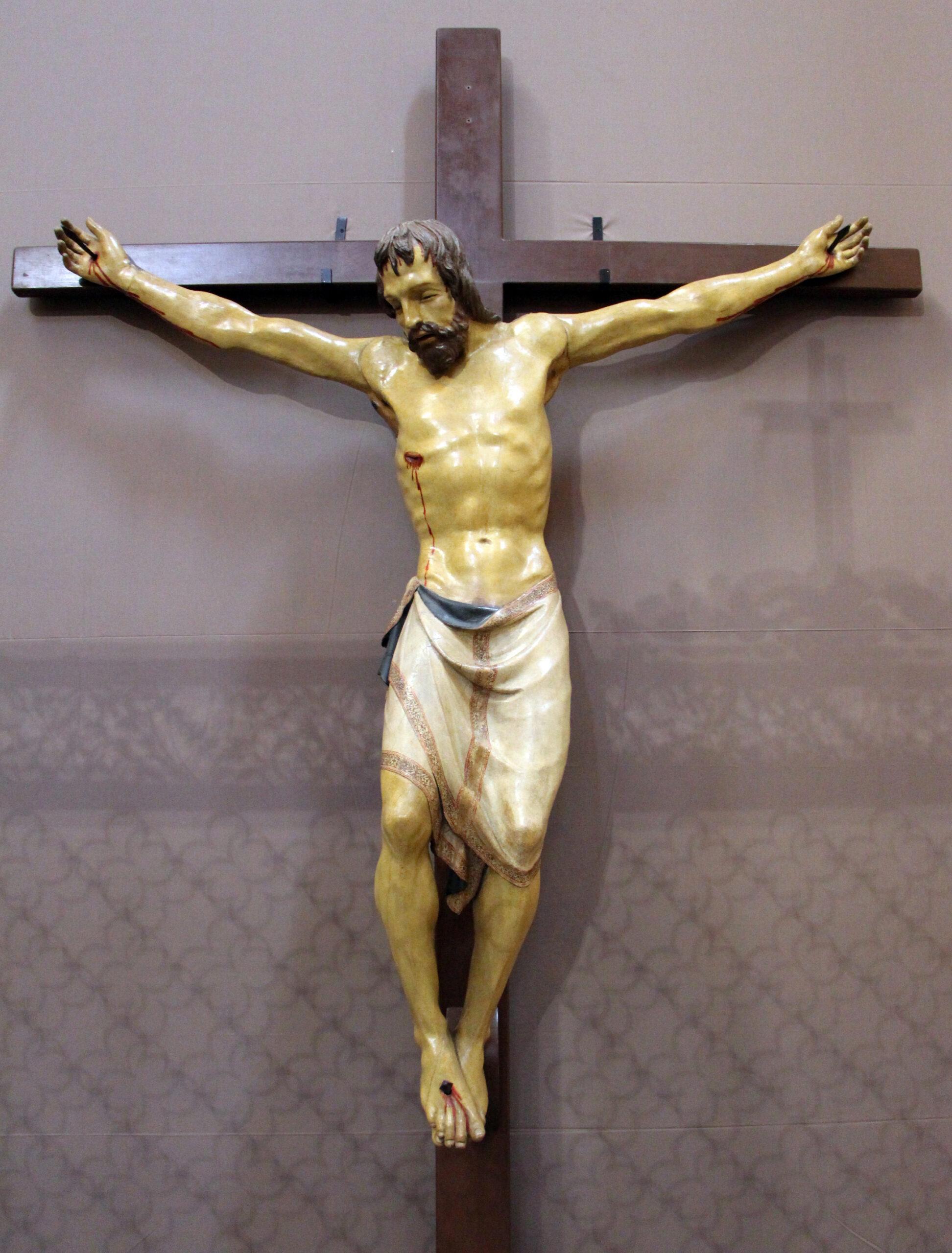 Donatello crocifisso