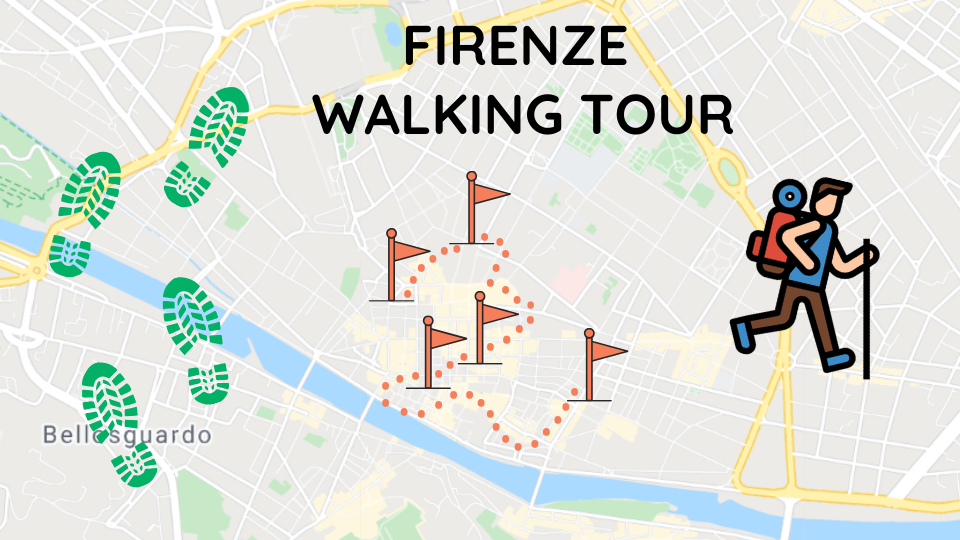 walking tour firenze