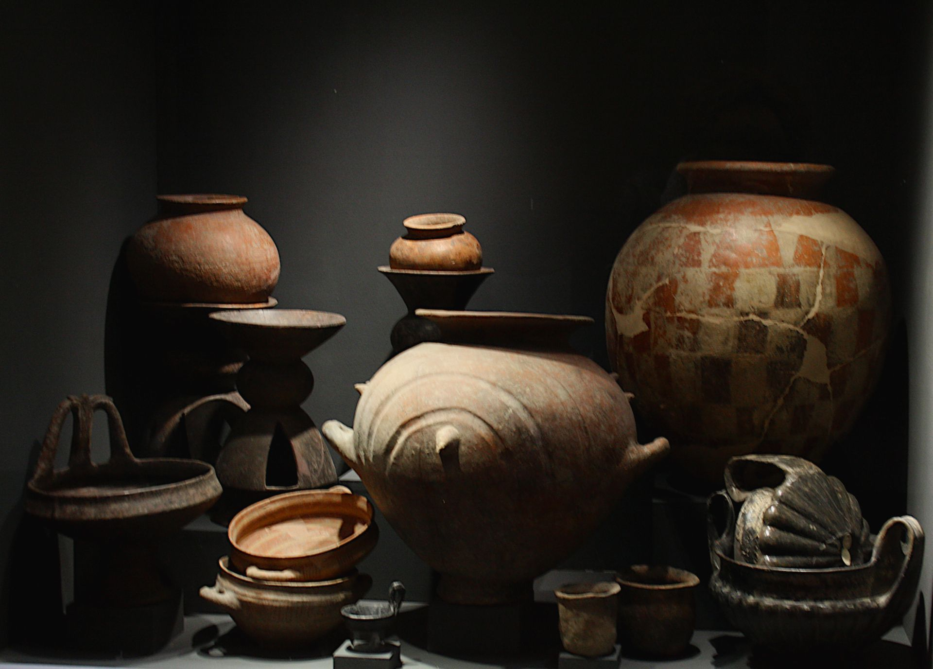 ceramica etrusca museo archeologico Firenze