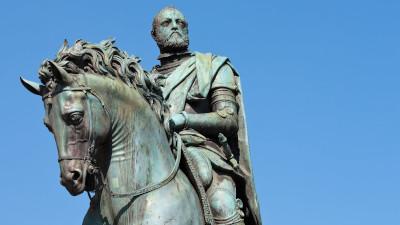 cosimo de medici statua Firenze