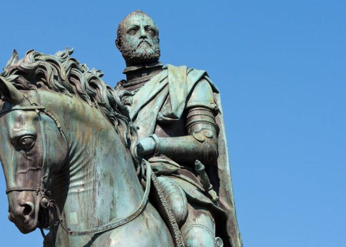 Statua equestre Cosimo I de Medici