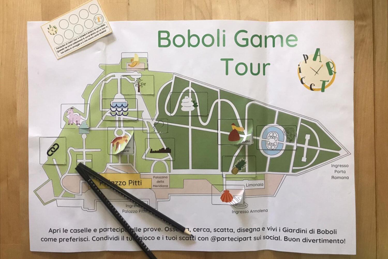 game tour boboli
