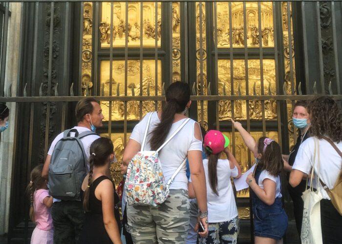 Porta del Paradiso Firenze visite guidate per famiglie
