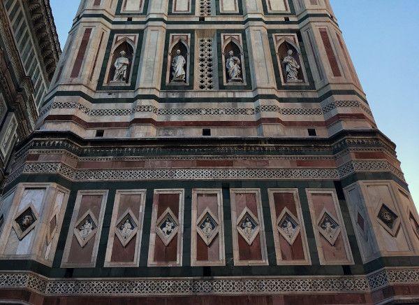 Campanile di Giotto formelle Firenze