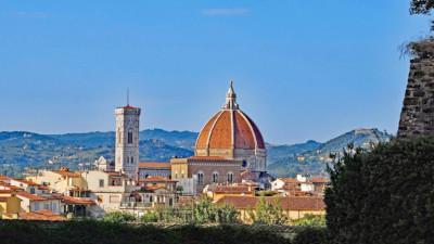 cupola di Brunelleschi Firenze blog