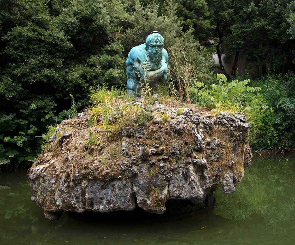 Fontana Appennino Gennaio Ammannati