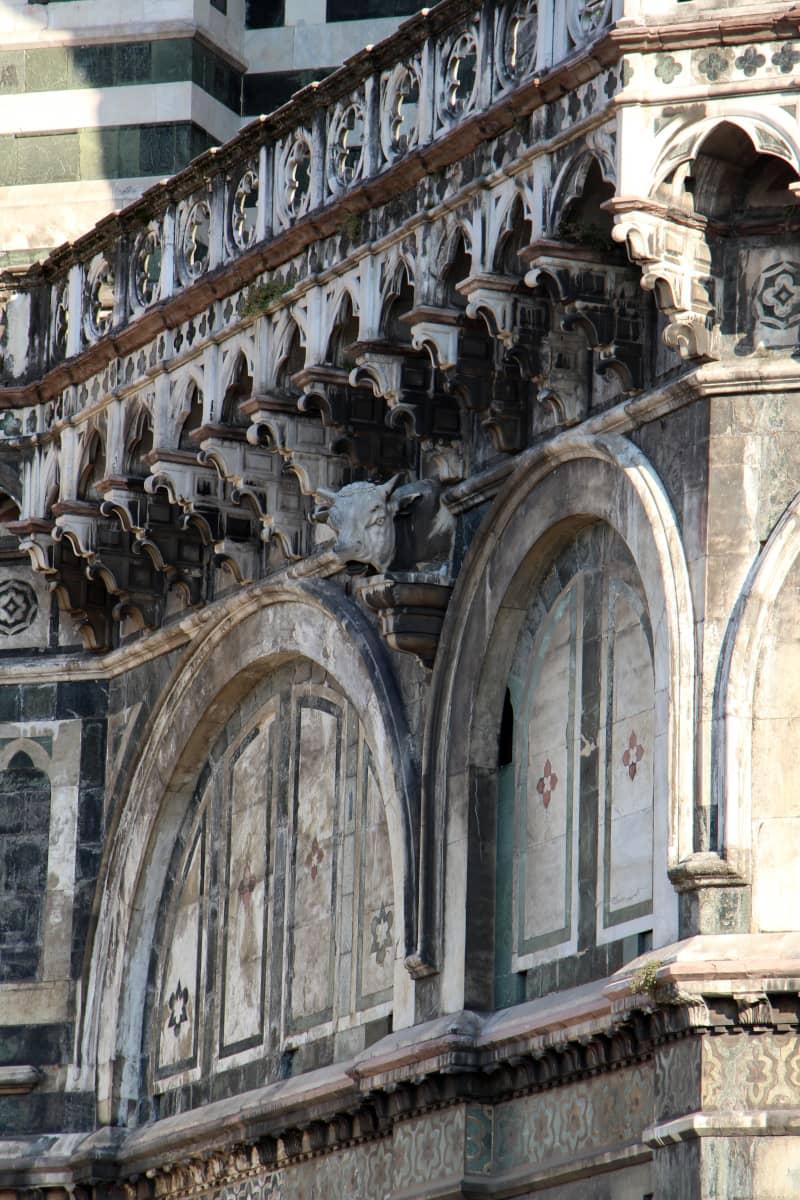 Bue duomo di Firenze