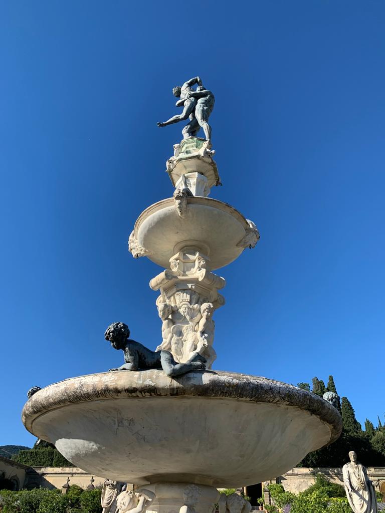 Fontana Ercole e Anteo