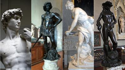 david nella storia dell'arte