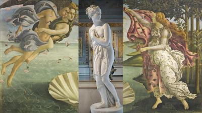 venere storia arte