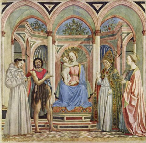 Santa Lucia Domenico Veneziano