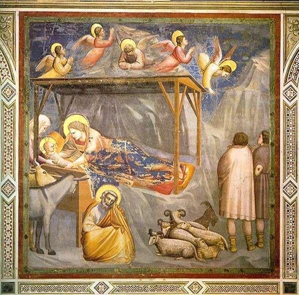 11Natività Giotto Cappella Scrovegni