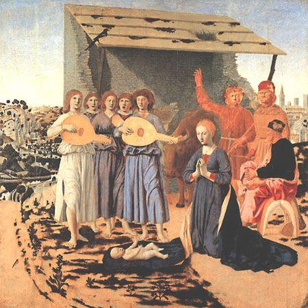 11Natività Piero della Francesca