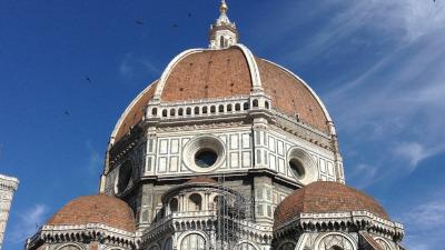 Cupola Santa Maria del Fiore Firenze Brunelleschi