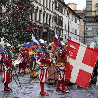11cavalcata dei magi Firenze