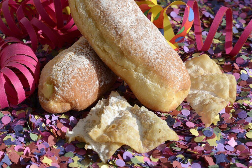 frappe dolci carnevale
