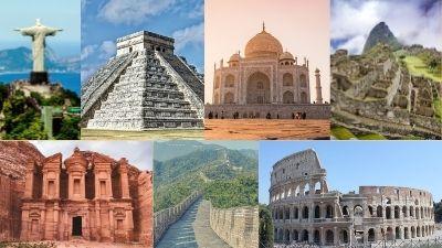 7 meraviglie mondo moderno