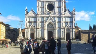 attività per bambini Firenze Santa Croce