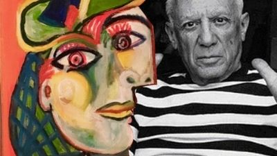 Pablo Picasso muse