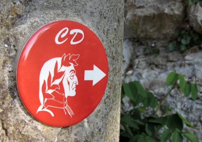 Cammina Dante Alighieri Firenze Ravenna