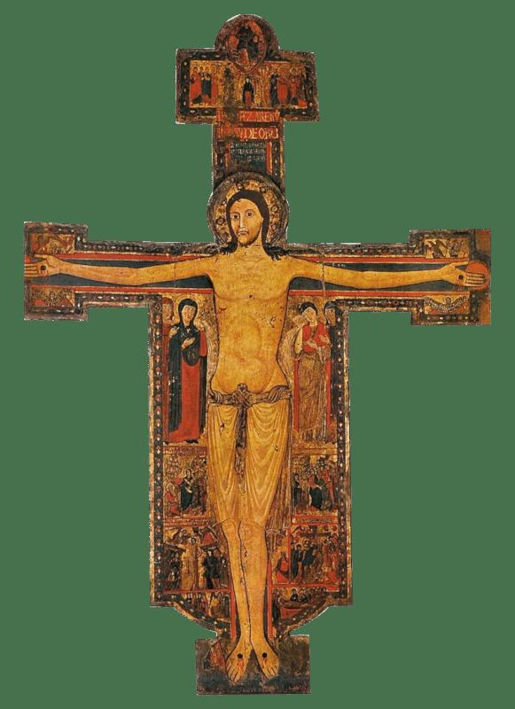 Crocifisso di Mastro Guglielo Sarzana