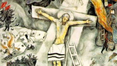 crocifisso nell'arte