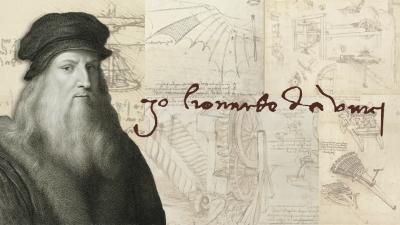 Leonardo da Vinci scienziato