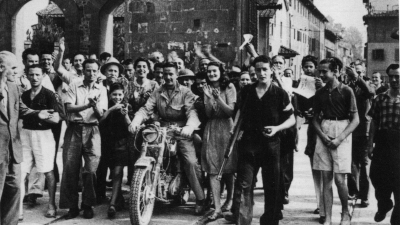 la liberazione a Firenze