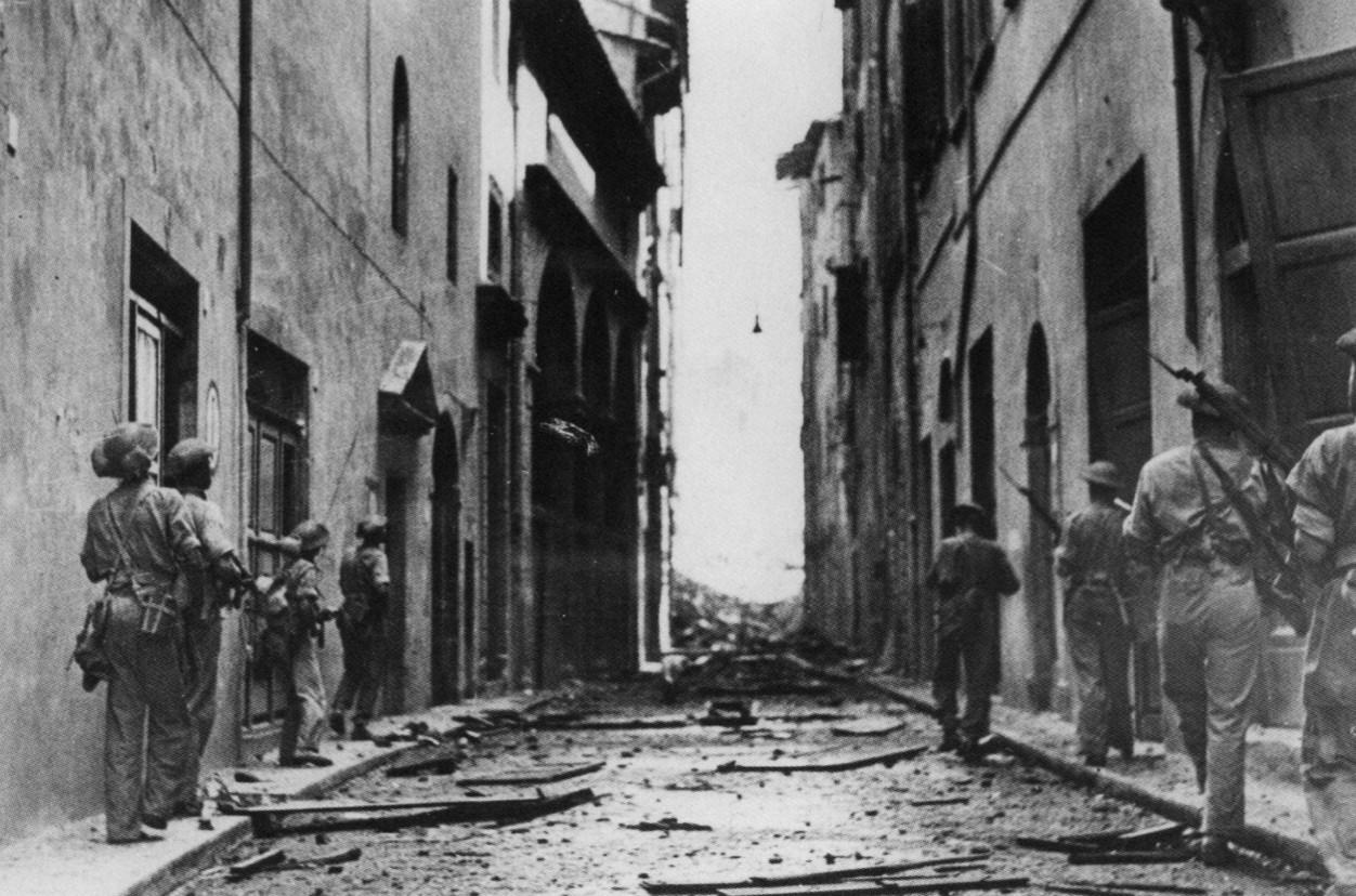resistenza antifascista Firenze