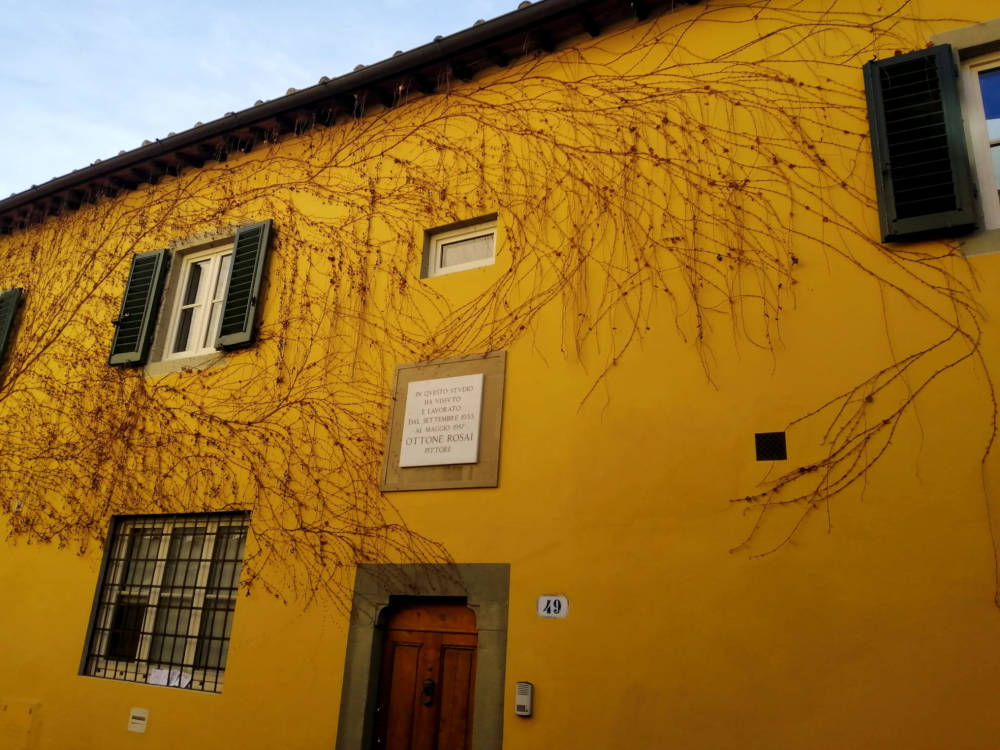 Studio Ottone Rosai Arcetri