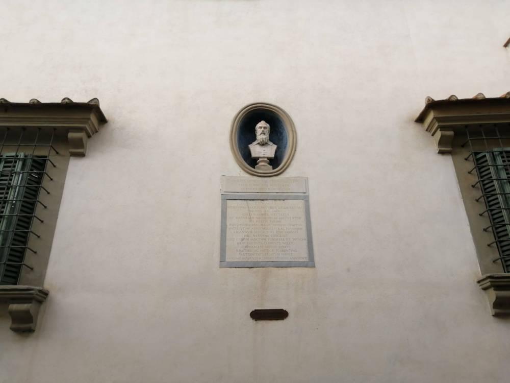 Galileo Galilei ad Arcetri