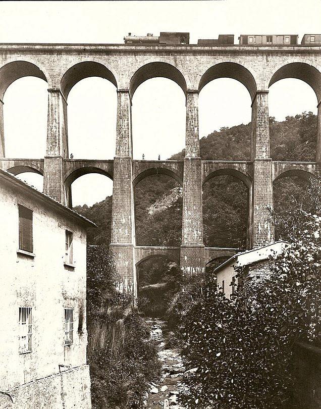 antica ferrovia porretana appennino