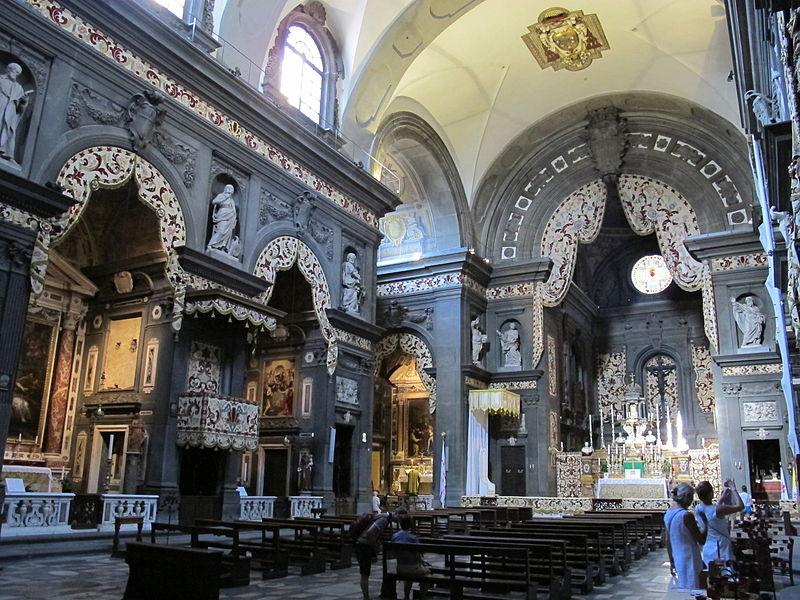 11San Michele e Gaetano chiesa barocca firenze