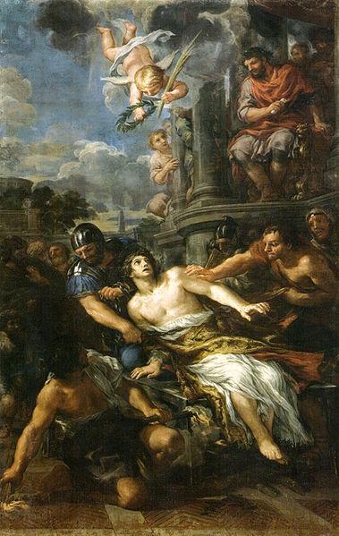 11Martirio di San Lorenzo Pietro da Cortona