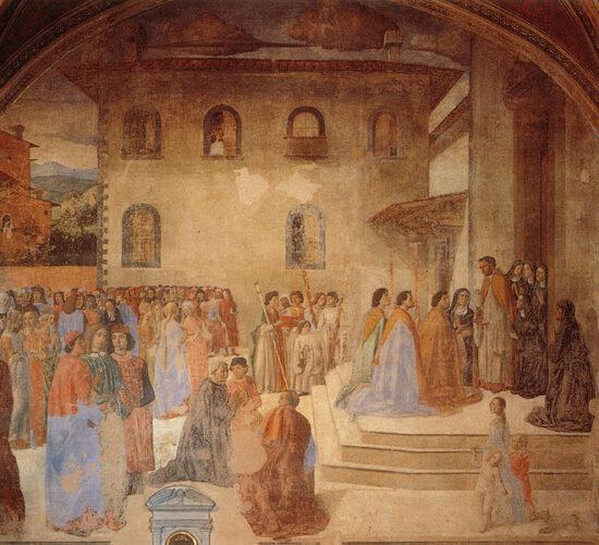 11Miracolo del calice di sant'Ambrogio rosselli