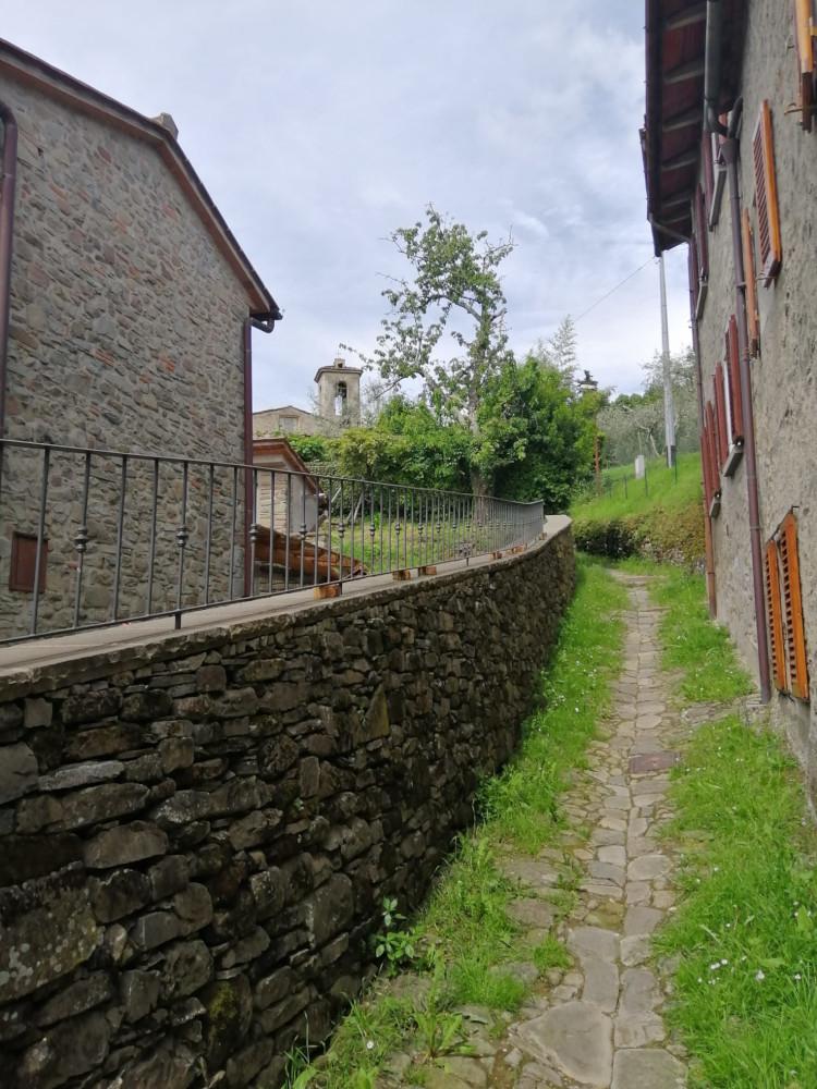 borgo museo Castagno di Piteccio