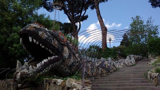 11giardino orticoltura Firenze dragone