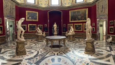 11Tribuna degli Uffizi Firenze