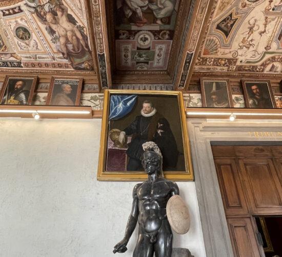 11ritratto Ferdinando I de medici