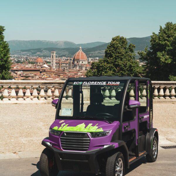 11Eco Tour a Firenze centro e piazzale michelangelo