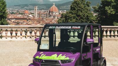electric cart florence